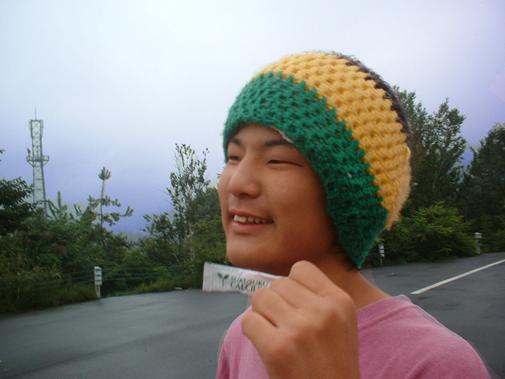 吉田景風選手