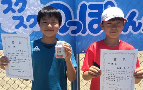 のっぽくんカップ 写真1 スクスクのっぽくんカップ2014年6月大会   :スクスクのっぽくんス