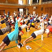 子どもの姿勢力アップトレーニングの実績をご紹介!