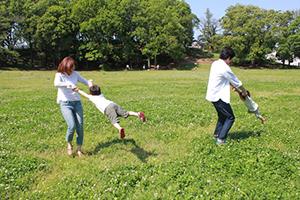幼児期の運動「遊ぶ」