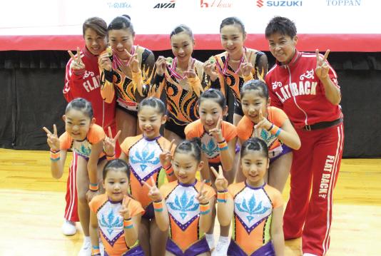 JOCジュニアオリンピックカップの様子