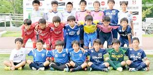 明和地所presents 第3回ジュニアフットボールフェスタ サマーチャレンジ CLIO CUP 2017