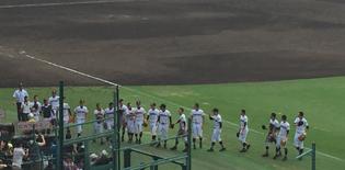三重県代表の津商業高校野球部、甲子園での戦いに帯同いたしました!