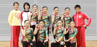 「第13回 JOCジュニアオリンピックカップ全国エアロビック選手権大会in袋井2018」を応援!
