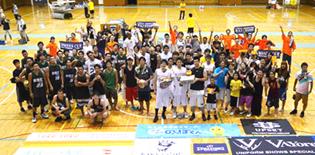ボーンズカップ2012 バスケットボール大会