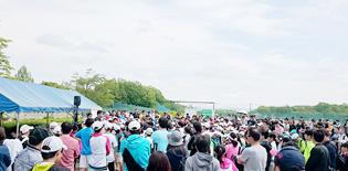 2017 秩父オープンジュニアテニストーナメント5月