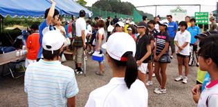 2012スクスクのっぽくんカップ 秩父テニスツアー in ミューズパーク