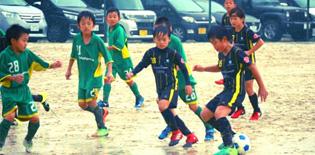 第1回 パナホーム知多カップ ジュニアサッカー大会を応援!