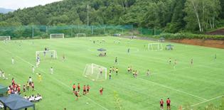第15回 ジュニアサッカーフェスティバル in 尾瀬花咲
