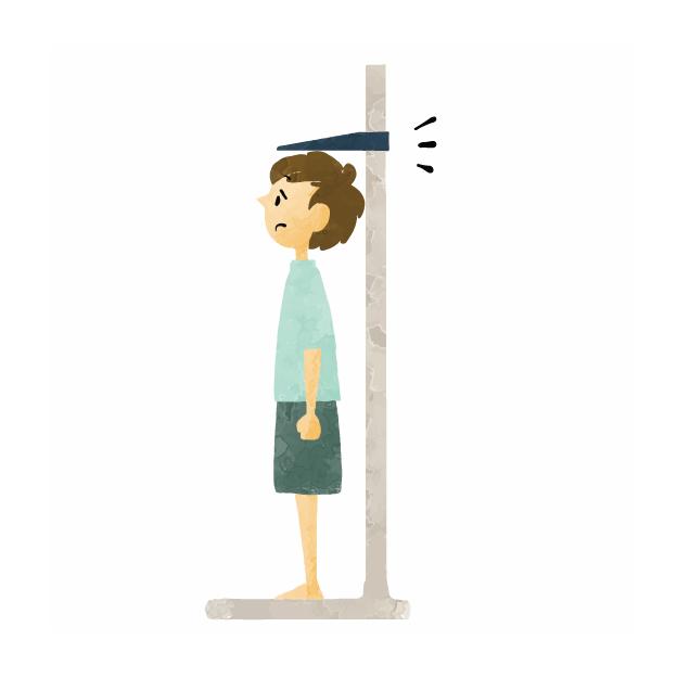 思春期が来ると身長が伸びない?成長スピードに差が出る?:スクスクのっぽくん