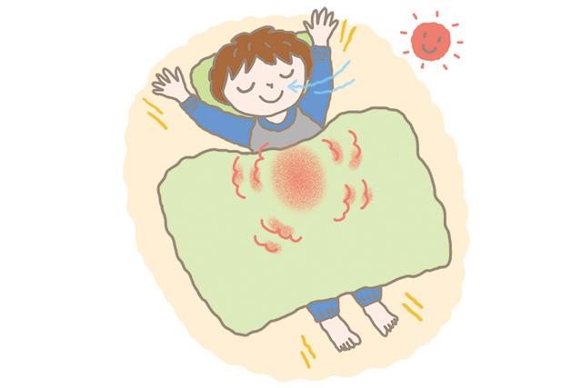 ゆっくり体幹を動かして体温を上げる